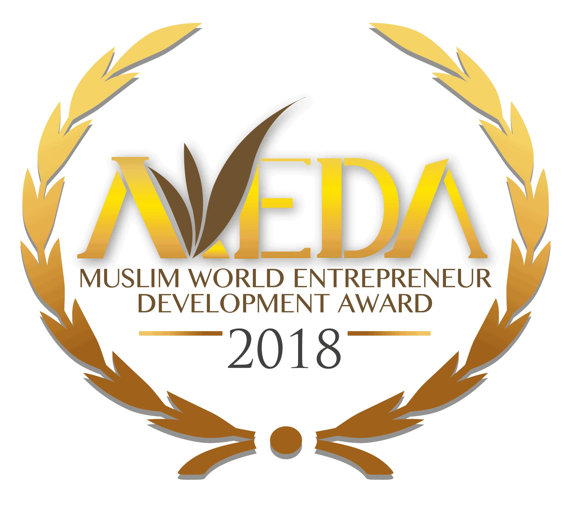 Muslim World Entrepreneur Development Award (MWEDA) 2018
